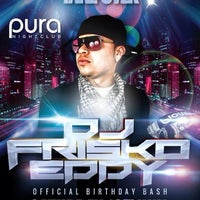 Photo taken at Pura Club by D.j. T. on 7/20/2014