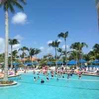 Photo taken at Marriott's Aruba Surf Club by Natalie P. on 7/30/2013
