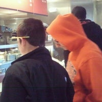 Photo taken at Chipotle Mexican Grill by Tim • V. on 12/21/2012