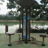Photo taken at Phuket Sport by Мария Р. on 4/10/2014