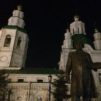 Photo taken at Памятник В.И. Сурикову by Мария Р. on 5/8/2014