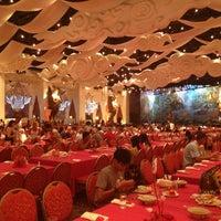 Photo taken at The Golden Kinnaree Buffet Restaurant by Мария Р. on 4/21/2013