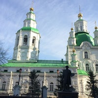 Photo taken at Памятник В.И. Сурикову by Мария Р. on 5/9/2014