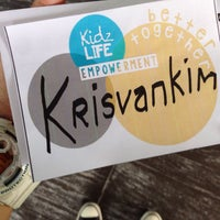 Photo taken at His Life City Church by Krisvankim M. on 8/21/2015