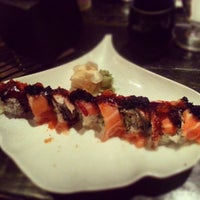 Photo taken at Barracuda Sushi by merredith l. on 10/10/2012