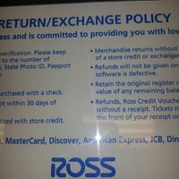 Photo taken at Ross Dress for Less by Mz M. on 7/23/2013