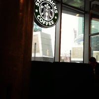 Photo taken at Starbucks by Dima T. on 1/17/2013