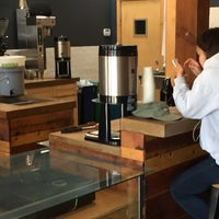 Photo taken at Sextant Coffee Roasters by Jack C. on 5/9/2017