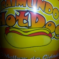 Photo taken at Raimundo Hot Dog by Carmen G. on 1/27/2013