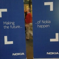 Photo taken at Nokia by Maesje on 1/14/2016