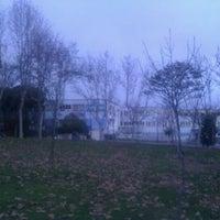 Photo taken at Facultad de Filosofía y Letras UAM by Hiroshima A. on 1/30/2013