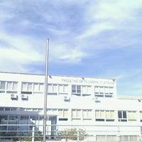 Photo taken at Facultad de Filosofía y Letras UAM by Hiroshima A. on 1/29/2013