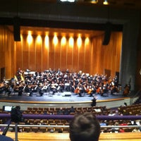 Photo taken at Sandler Center for the Performing Arts by Danielle F. on 11/19/2012
