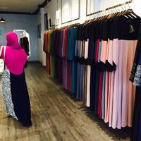 Photo taken at Imaan Boutique JB by Syhrzk on 9/6/2015