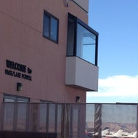 Photo taken at Page Municipal Airport (PGA) by Marie M. on 10/29/2012