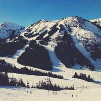 Photo taken at Crystal Mountain Ski Area by Dean H. on 2/3/2013