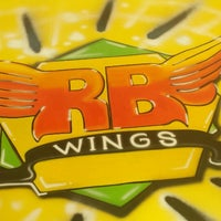 Photo taken at RB WINGS by Ismael V. on 3/2/2014