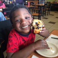 Photo taken at Big Apple Bagels by April T. on 4/16/2014
