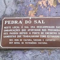 Foto tirada no(a) Pedra do Sal por Alexandre N. em 4/23/2013