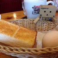 Photo taken at Komeda's Coffee by toyaman on 10/11/2015