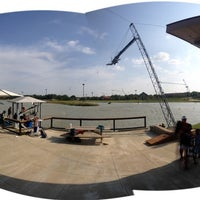 Photo taken at Hydrous At Allen Station by Dustin D. on 7/30/2013