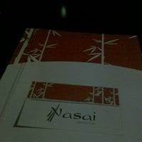 Foto tirada no(a) Nasai Japanese Food por Yumi S. em 9/16/2012