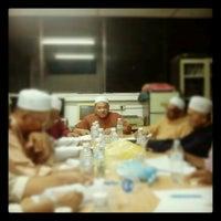 Photo taken at Masjid Teluk Air Tawar by Ahmad Hafizan A. on 10/4/2012