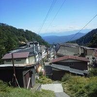 Photo taken at 燕温泉 by Keisaku H. on 9/16/2012