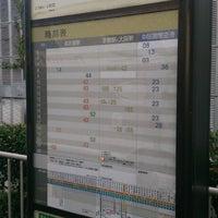 Photo taken at 東名浜松北 バス停 by マーライオン on 11/20/2014