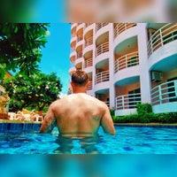 Photo taken at Phu View Talay Resort by Сабуров В. on 8/20/2015