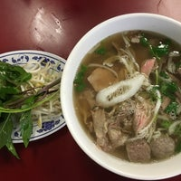 Photo taken at Phở Little Saigon by Toru Y. on 1/15/2016