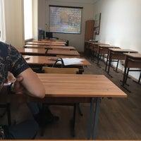 Photo taken at Социальный техникум СЗИУ РАНХиГС by Диана М. on 4/8/2017