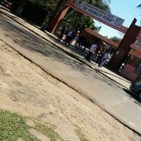 Photo taken at Colegio Nacional de EMD Dr. Pedro P. Peña by Milva S. on 8/10/2016