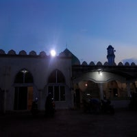 Photo taken at Masjid Balok by Izzuddin S. on 4/9/2014