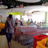 Photo taken at Cherry Fresh Fruit Market by Krishna Agung P. on 6/13/2014