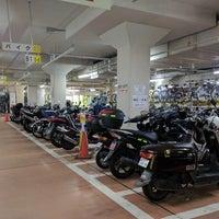 Photo taken at 仙台駅西口北地下自転車等駐車場 by かず吉 on 10/1/2017