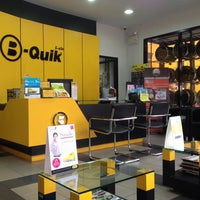Photo taken at B-Quik by TP P. on 4/12/2014