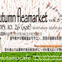 Photo taken at tamutamucafe by tamutamucafe on 10/22/2013