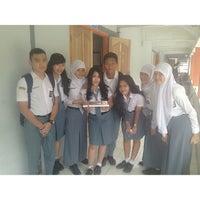 Photo taken at SMA Negeri 1 Medan by enog d. on 5/3/2013