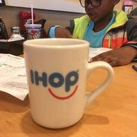 Photo taken at IHOP by Michael Steven W. on 5/7/2017