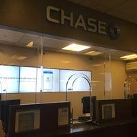 Photo taken at Chase Bank by Michael Steven W. on 10/31/2016