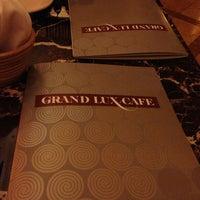 1/5/2013にSebastian M.がGrand Lux Cafeで撮った写真