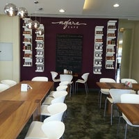 Photo taken at Nofara Café by Uzma A. on 4/10/2013