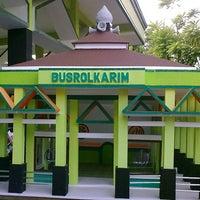 Photo taken at Mushola Busyrol Karim by bagus w. on 8/2/2013