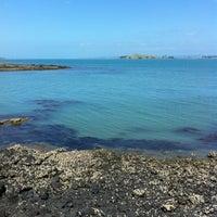 Photo taken at Rangitoto Island by Oriana P. on 11/1/2012