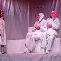 Photo taken at Молодежный «Театр на Булаке» by Liniza E. on 6/23/2013