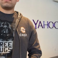 Photo taken at Yahoo! Offices by Salim A. on 3/17/2015