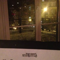 Photo taken at Aux truffes by Stephanie on 2/4/2013