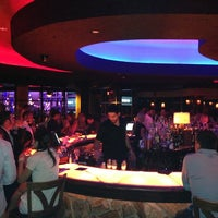 Photo taken at Blue Martini Brickell by Houston G. on 4/5/2013