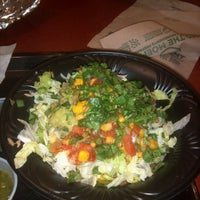 Photo taken at Moe's Southwest Grill by Kimberly Z. on 1/12/2013
